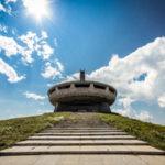 Бузлуджа - дом-памятник болгарской социалистической партии