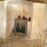 Аладжа монастырь - скальный монастырь