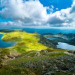 7 Рильких озер - высогорные озера в горах Рила