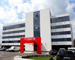 Больницы Болгарии МБАЛ Дева Мария Бургас