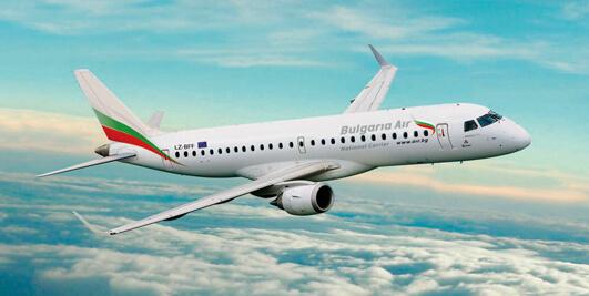 Дешевые билеты на самолет в Болгарию