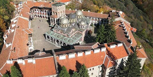 Как добраться из Софии в Рильский монастырь