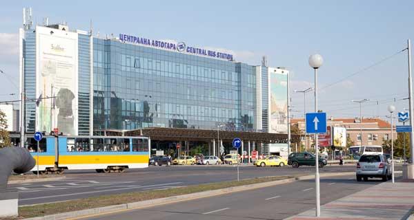 Из Софии в Варну на автобусе