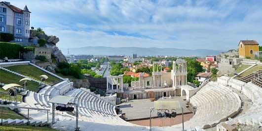 Из Софии в Пловдив