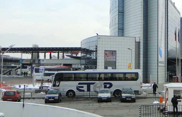 София - Пампорово на автобусе